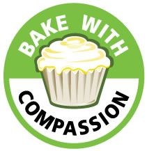 Bake with Compassion logo