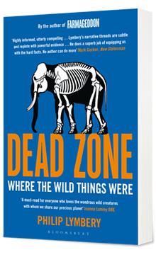 Dead Zone book cover photograph